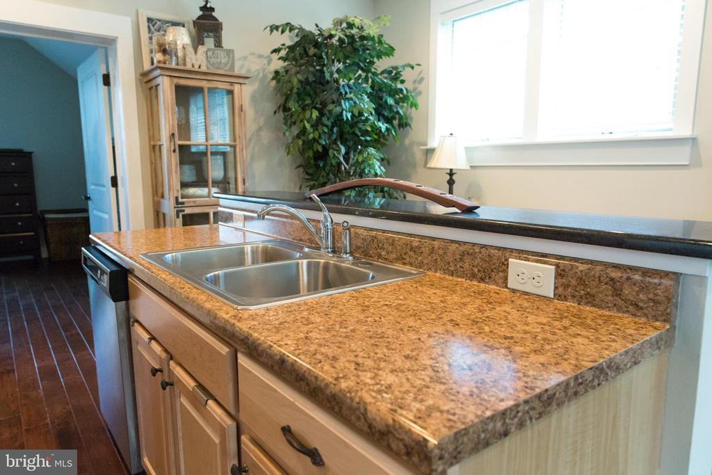 Apartment Kitchen - 13686 HIDDENHOLLOW LN, LEESBURG