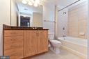 Primary Owners Bathroom - 1021 N GARFIELD ST #242, ARLINGTON