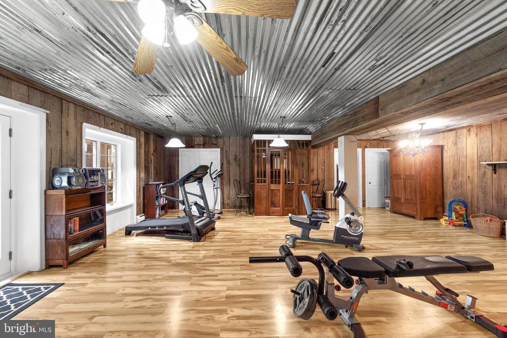 Recreation room - 2425 DAISY RD, WOODBINE