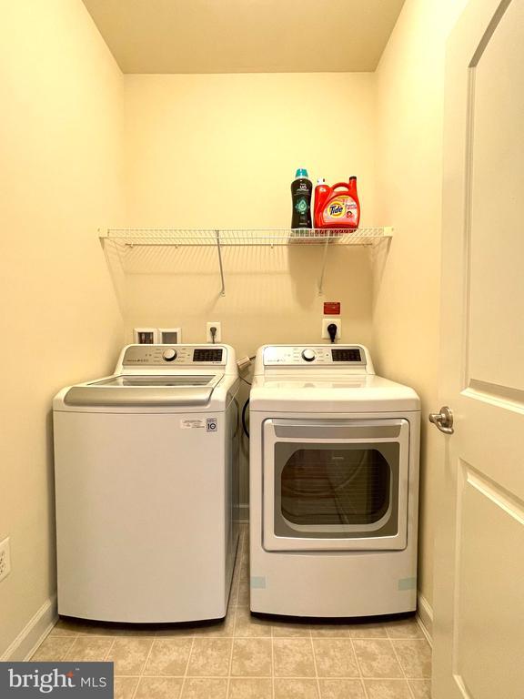 Laundry room - 42603 OFFENHAM TER, CHANTILLY