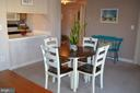 Living area - 6505 SPRINGWATER CT #7401, FREDERICK