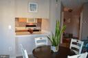Large area for table/chairs - 6505 SPRINGWATER CT #7401, FREDERICK