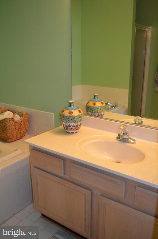 Master bath - 6505 SPRINGWATER CT #7401, FREDERICK