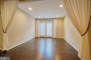 LL Game Room Adjacent to Rec Room with Walk Up - 1001 AKAN ST SE, LEESBURG