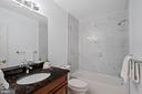Hallway Full Bathroom on Upper Level - 22916 REGENT TER, STERLING