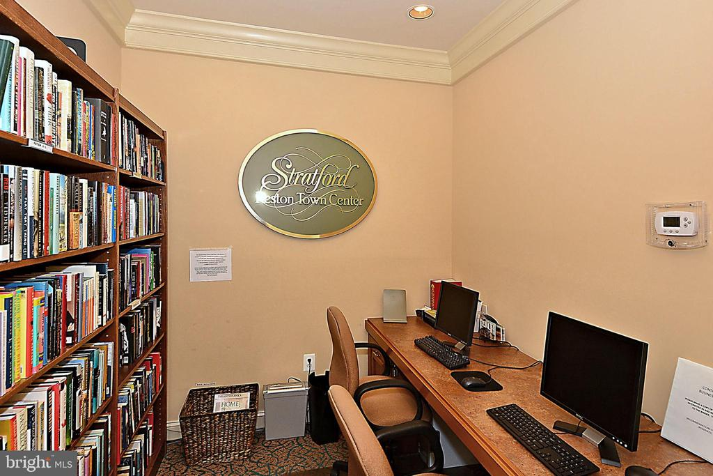 Business Center/Stratford - 11776 STRATFORD HOUSE PL #407, RESTON