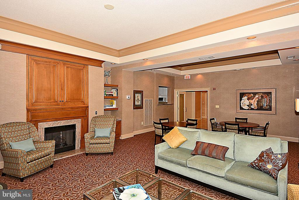 Party Room - 11776 STRATFORD HOUSE PL #407, RESTON