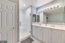 Master Bath - 11776 STRATFORD HOUSE PL #407, RESTON