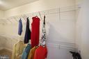 Master Closet #2 - 3353 SOARING CIR, WOODBRIDGE