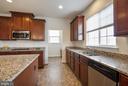 Kitchen - 3353 SOARING CIR, WOODBRIDGE