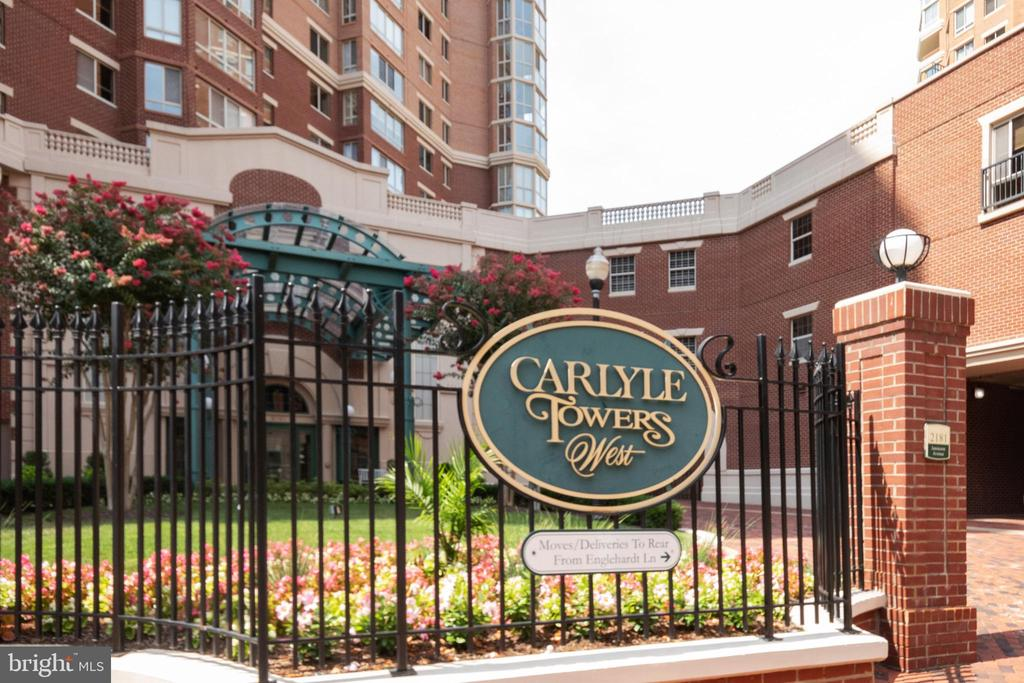 2181 Carlyle Towers West - 2181 JAMIESON AVE #2010, ALEXANDRIA