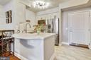 Kitchen/Entry way - 1021 N GARFIELD ST #621, ARLINGTON