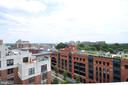 View from Rooftop Deck - 1021 N GARFIELD ST #621, ARLINGTON
