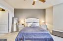 Primary Bedroom - 1021 N GARFIELD ST #621, ARLINGTON