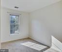 3rd bedroom - 5970 EDGEHILL CT, ALEXANDRIA