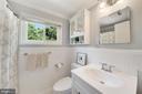 Upper Level Second Full Bath - 606 N OWEN ST, ALEXANDRIA