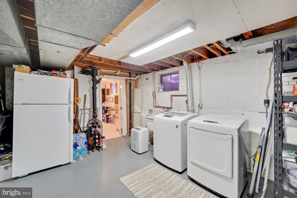 Laundry/Storage/Utility Room - 606 N OWEN ST, ALEXANDRIA