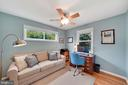 Fourth Bedroom as a Home Office - 606 N OWEN ST, ALEXANDRIA