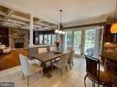 Breakfast Room - 16344 LIMESTONE CT, LEESBURG