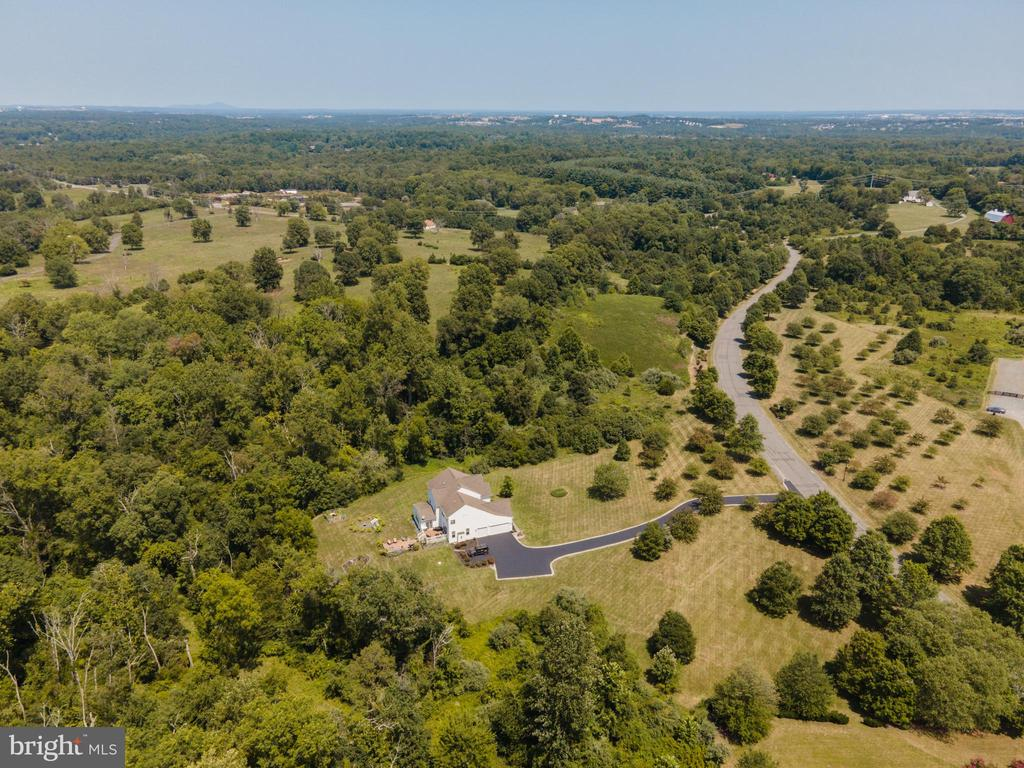 Stunning Home on 100-Acre Conservancy Lot - 41192 BLACK BRANCH PKWY, LEESBURG
