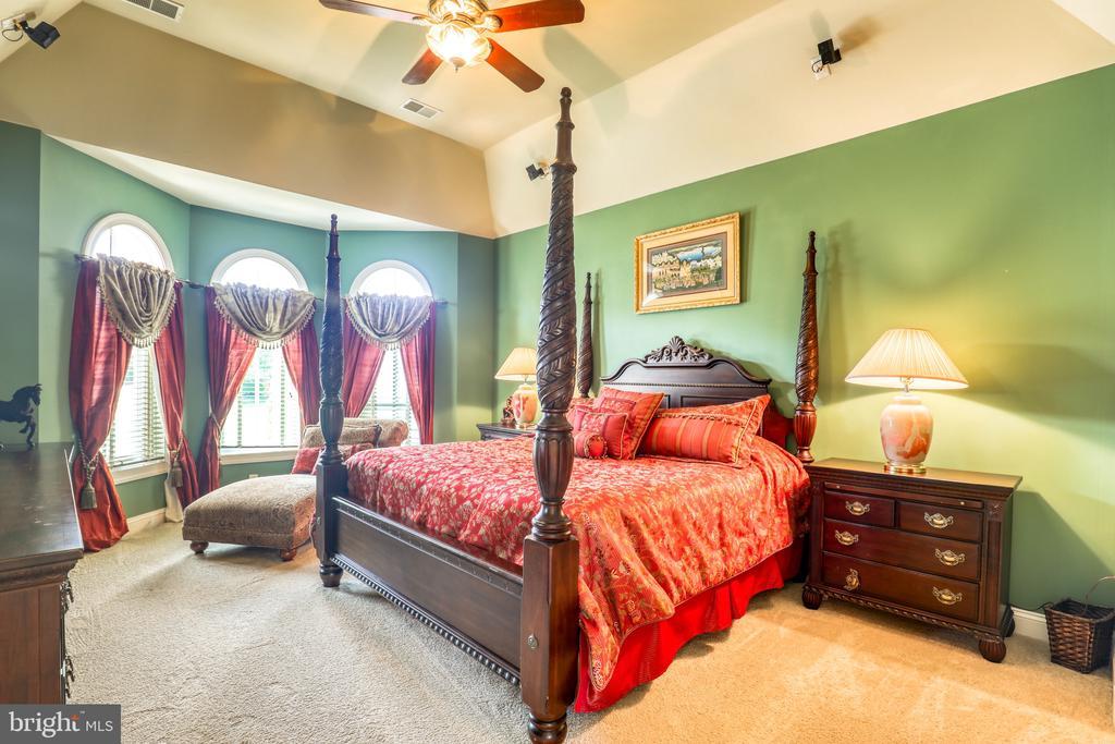 2nd level Master Bedroom - 1035 HETH PL, WINCHESTER