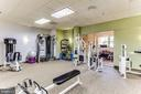Stay in shape in the fitness studio - 19365 CYPRESS RIDGE TER #816, LEESBURG