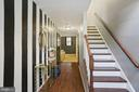 Foyer - Designer Gorgeous! - 6342 JAMES HARRIS WAY, CENTREVILLE