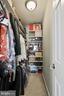 Primary Bedroom Boasts CUSTOM Walk-In Closet! - 6342 JAMES HARRIS WAY, CENTREVILLE