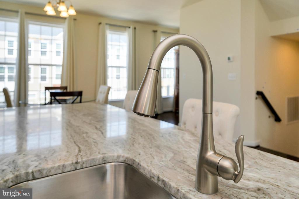 Stainless deep double sink - 114 THRESHER LN #18, STAFFORD