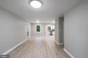 Living Room - 118 GARR, CULPEPER