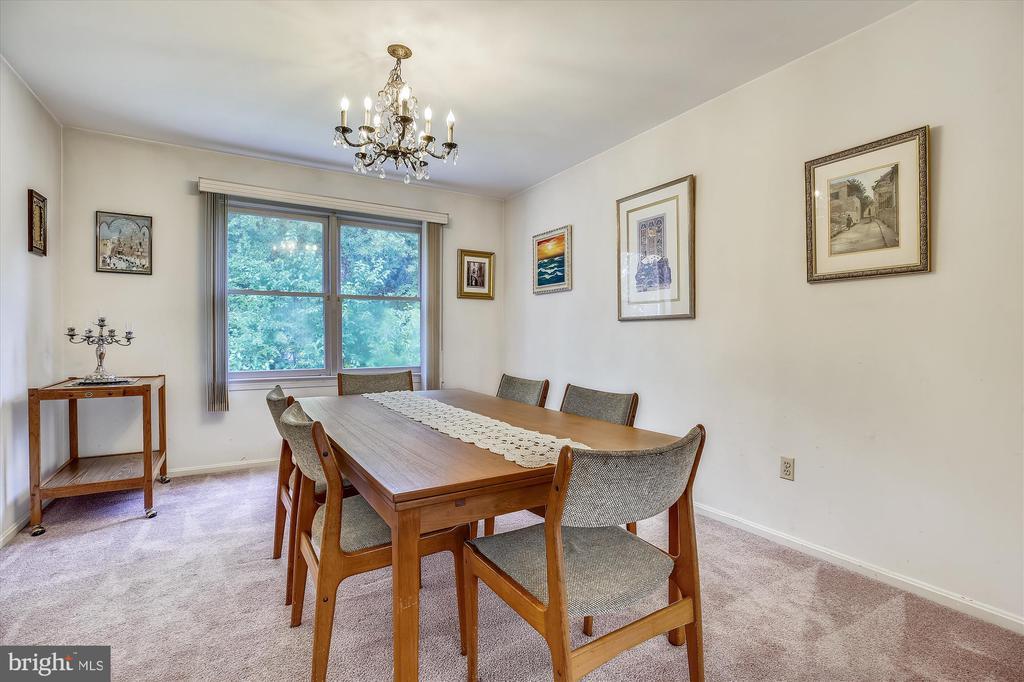 Dining Room - 1213 BURTON ST, SILVER SPRING