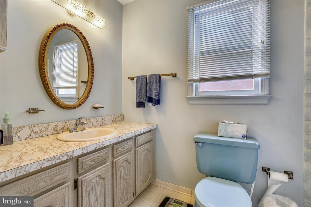 Primary Bathroom - 1213 BURTON ST, SILVER SPRING