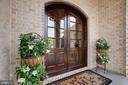 Front Doorway - 15830 SPYGLASS HILL LOOP, GAINESVILLE