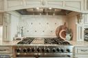 Large 6 Burner Cooktop - 15830 SPYGLASS HILL LOOP, GAINESVILLE