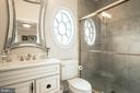 4th Bedroom Full Bathroom - 15830 SPYGLASS HILL LOOP, GAINESVILLE