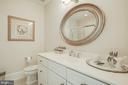 Full Bathroom off the 6th Bedroom Sitting Room - 15830 SPYGLASS HILL LOOP, GAINESVILLE