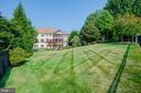 Backyard - 15830 SPYGLASS HILL LOOP, GAINESVILLE