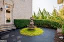 Custom Fountain - 15830 SPYGLASS HILL LOOP, GAINESVILLE