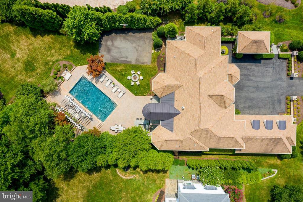 Aerial View - 15830 SPYGLASS HILL LOOP, GAINESVILLE