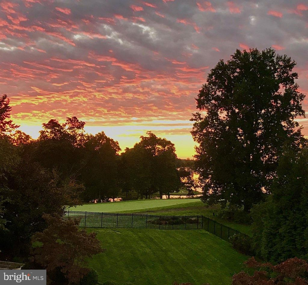 Sunset View from the Owners Luxury Suite - 15830 SPYGLASS HILL LOOP, GAINESVILLE