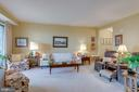 Plenty of room for all your furniture and art - 19365 CYPRESS RIDGE TER #1021, LEESBURG