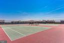Practice your tennis game here - 19365 CYPRESS RIDGE TER #1021, LEESBURG
