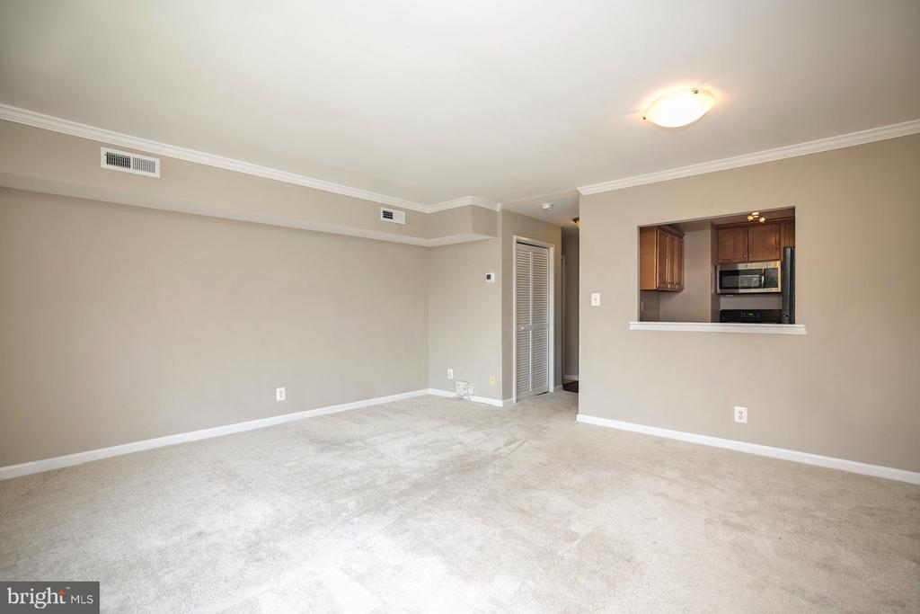 Large Dining/Living Room - 10570 MAIN ST #517, FAIRFAX