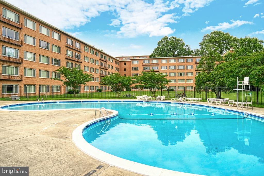 Community Pool - 10570 MAIN ST #517, FAIRFAX