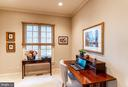 Convenient Main Level Office - 7804 ORCHARD GATE CT, BETHESDA