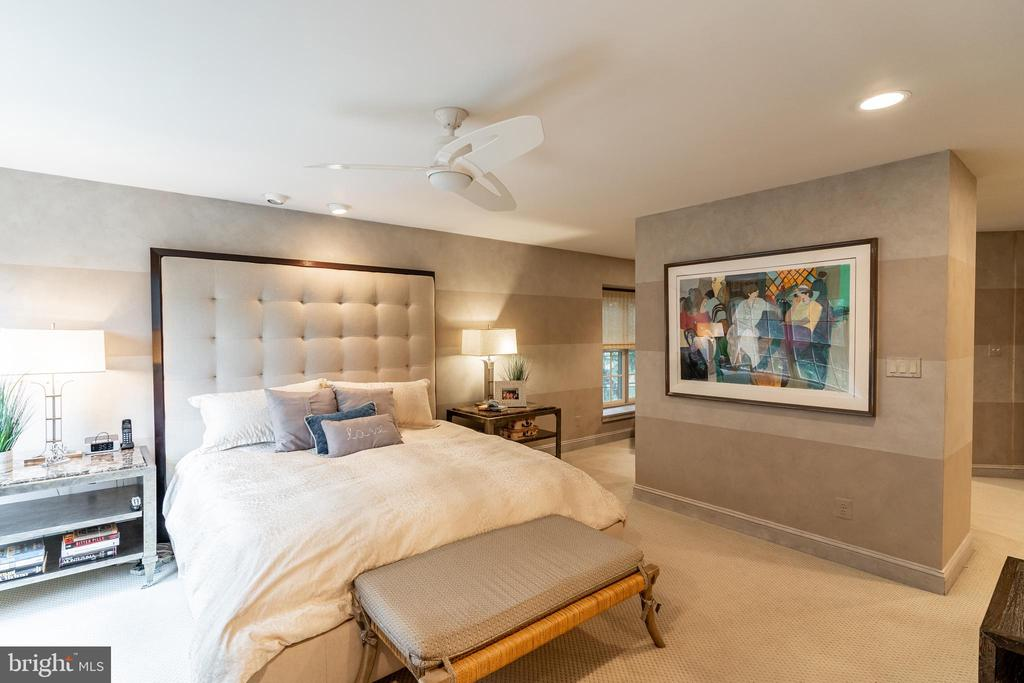 Primary Suite - 7804 ORCHARD GATE CT, BETHESDA