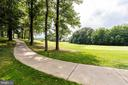 Access to Walking Trails - 7804 ORCHARD GATE CT, BETHESDA