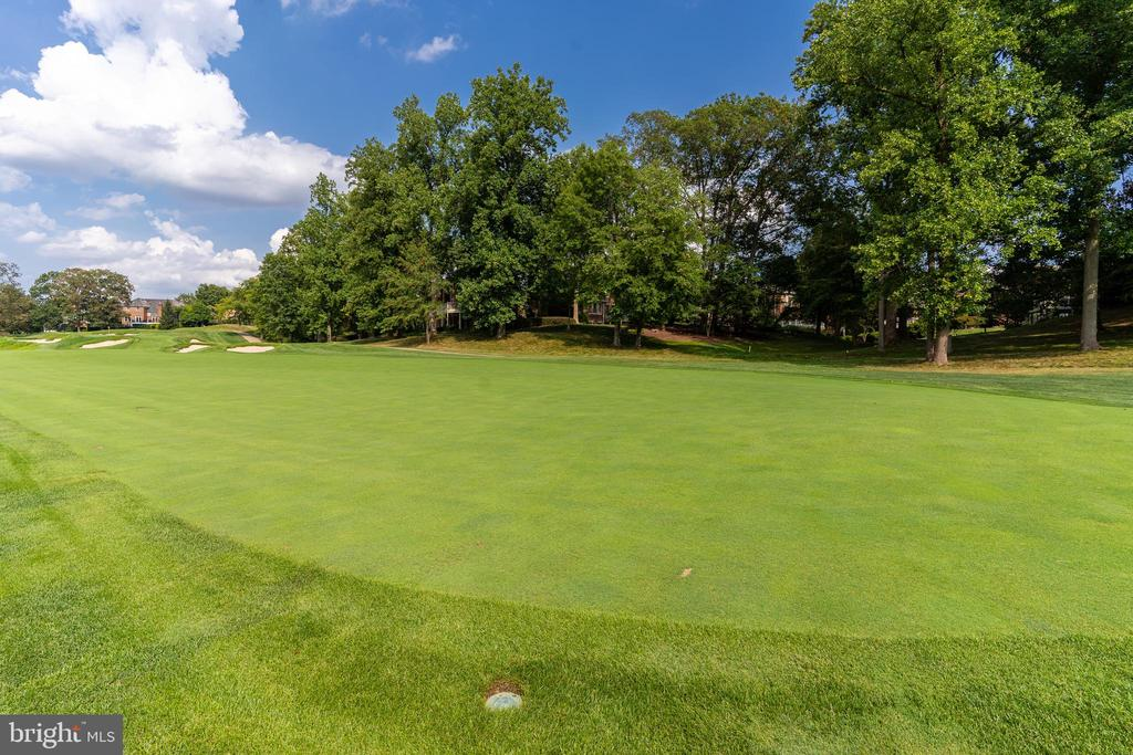 Beautiful Views of Golf Course - 7804 ORCHARD GATE CT, BETHESDA