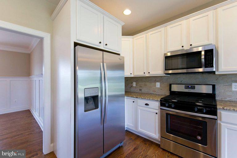 STAINLESS STEEL APPLIANCES - 0 OLD BETHEL CHURCH ROAD, WINCHESTER