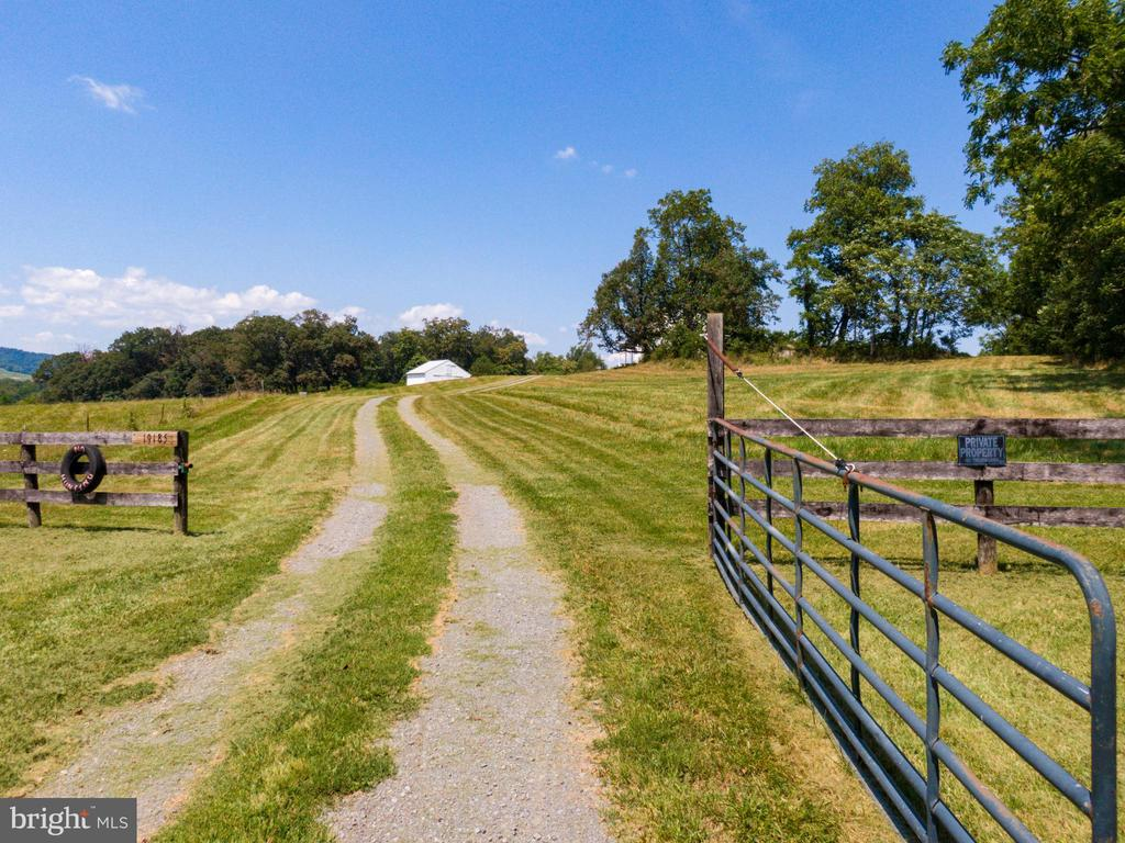 Welcome to this beautiful 66 acres and home. - 19185 EBENEZER CHURCH RD, ROUND HILL